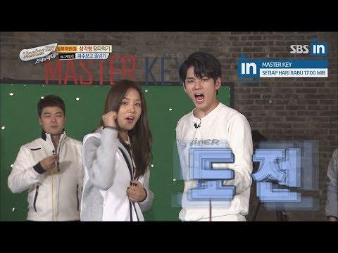 Finally Ong Seong Wu is good at something too! Master Key Ep. 9 with EngSub
