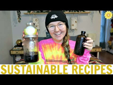 RECIPES FOR SUSTAINABLE LIVING | MEGHAN HUGHES