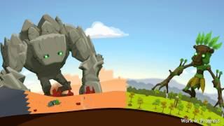 Reus In-game Trailer
