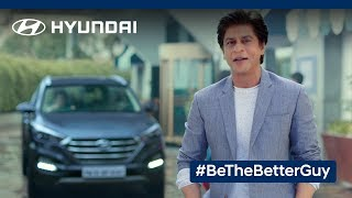 Hyundai | #BeTheBetterGuy | Road Safety feat. Shah Rukh Khan | Unsung Heroes