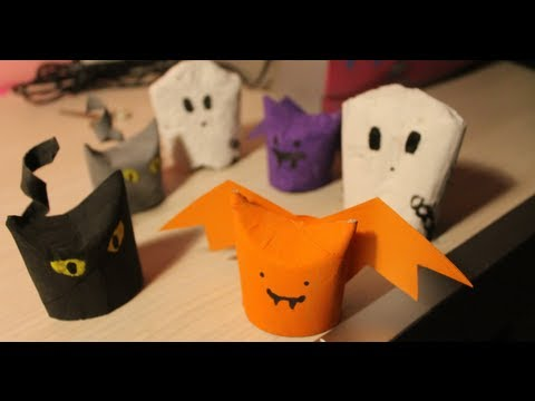 Tutorial decorazioni per halloween halloween decorations for Decorazioni halloween da appendere