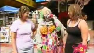 Yucko the Clown in Spring break