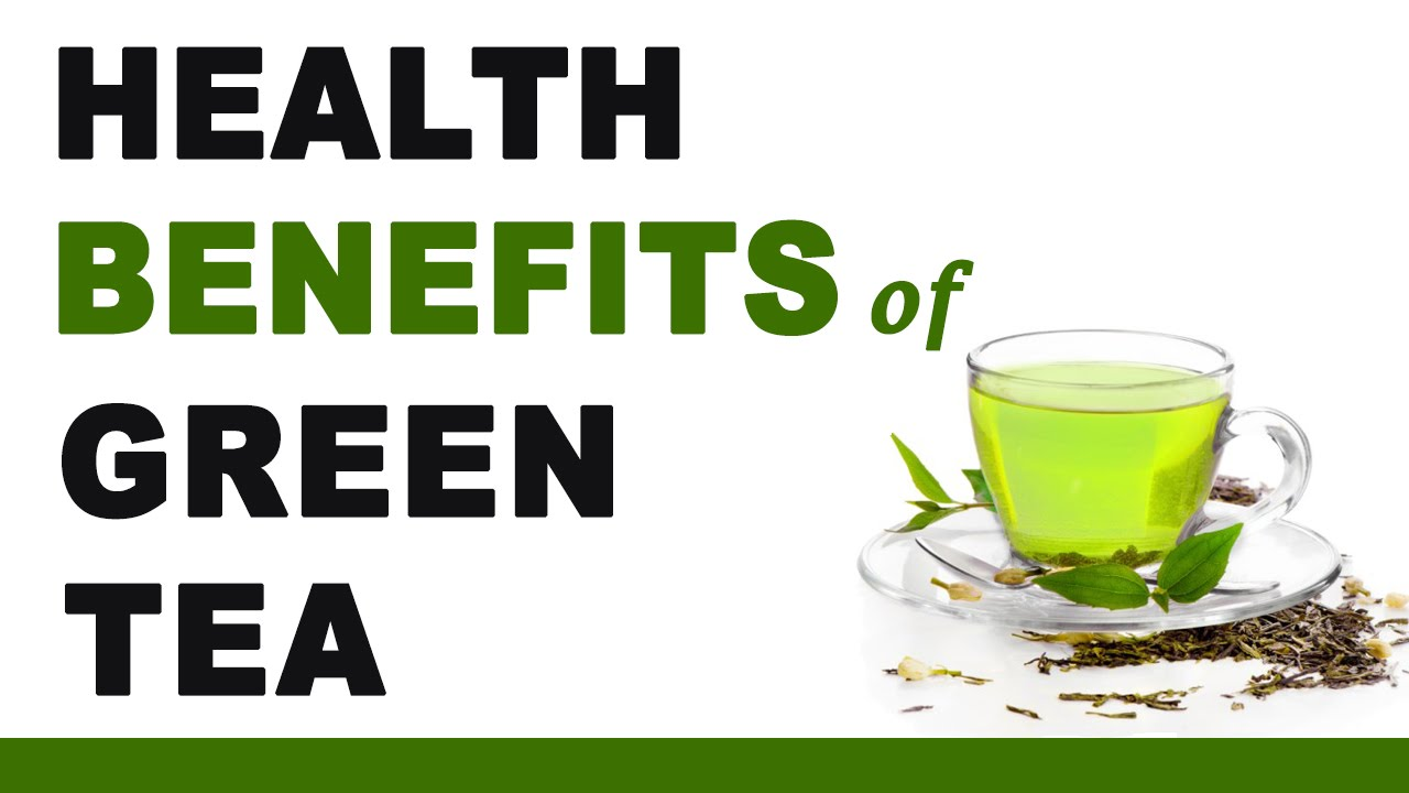 30 top benefits of green tea for healthy skin, body and hair!