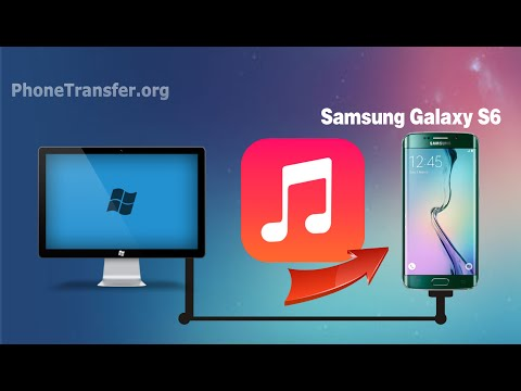 Restore Samsung Data: How to Transfer Music from Computer ...