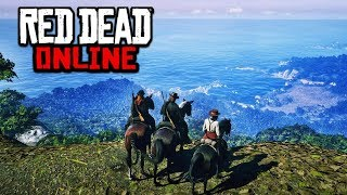 Red Dead Online Posse Expedition To Guarma, And Yes, There Is A Way
