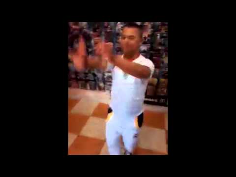 Halim haloga dance cherchell shoc 2014 de cheb nadir