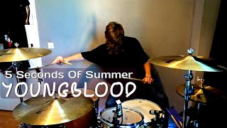 Youngblood - Drum Cover - 5 Seconds Of Summer