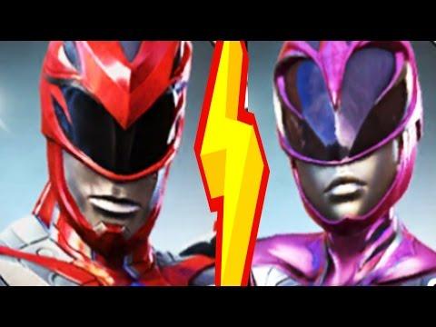 Power Rangers: Legacy Wars - League 1 Angel Grove All Power Ranger Gameplay Video! #2