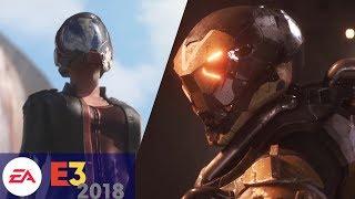E3 2018 - Все Трейлеры EA | Electronic Arts [Ru]