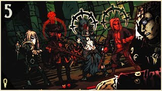 Double The Dungeons, Double The STRESS   Modded Darkest Dungeon 2020 Campaign   Lets Play   Part 5  
