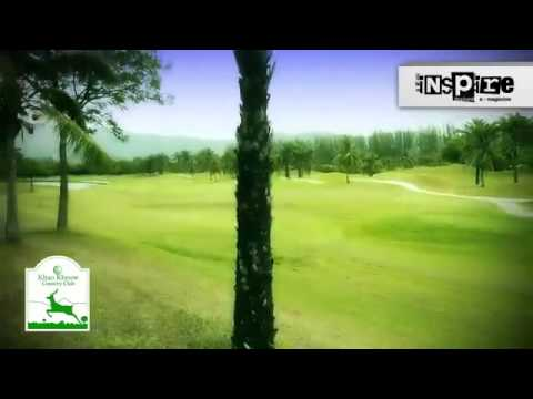 Khao Kheow Country Club, Golf, Pattaya, Thailand
