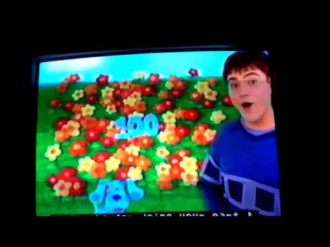 Blues Clues Now It's Time For So Long (Numbers Everywhere Version)