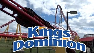 Kings Dominion Tour and Review