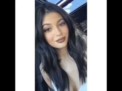 Kylie's freestyle to Hollywood Niggaz by Tyga