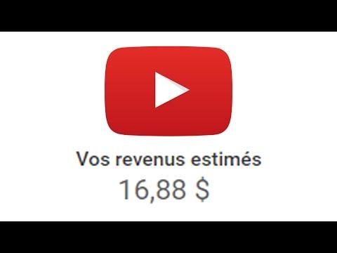 Nos revenus YouTube en PLS : on vous explique tout
