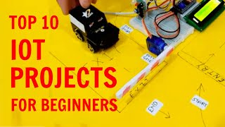 Gambar cover Top 10 IoT Projects for Beginners