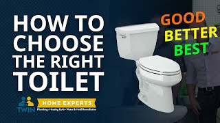 Los Angeles Plumbers: How to Choose the Right Toilet
