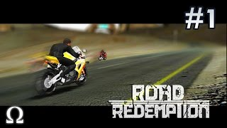 Road Redemption | #1 - THIS GAME IS INSANE, MOTORBIKE BLOODBATH! | PC / Steam