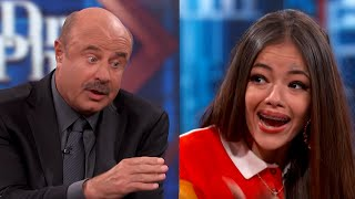 Wannabe Rapper 'Female Drake' Gets Owned By DR Phil