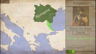 Aternative History of Romania  [1100-2018]
