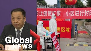 Coronavirus outbreak: China reports significant drop in daily cases, down to 397