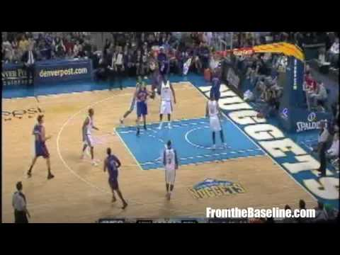 Al Harrington 41 point game vs Nuggets