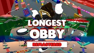Stages 601 à 701 Longest Obby in Roblox 1901 - ROBLOX