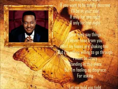 If Only For One Night ✯💐✯ Luther Vandross