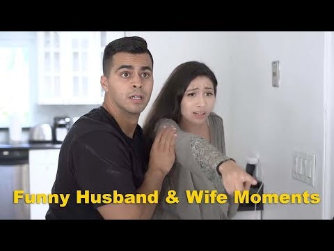 Funny Husband and Wife Moments   David Lopez