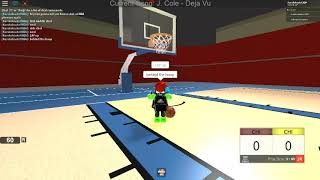 How to shot at ROBLOX nba phenom 2