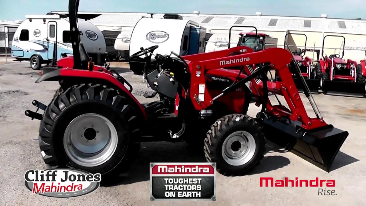 How Does The Mahindra 2538 HST 4WD Compare To The Competition?