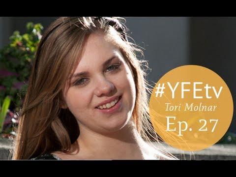 Teenage Entrepreneur Tori Molnar of Utoria (Ep. 25)