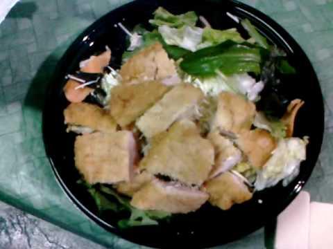 Raw Chicken McDonald's Salad- Paulsboro, NJ