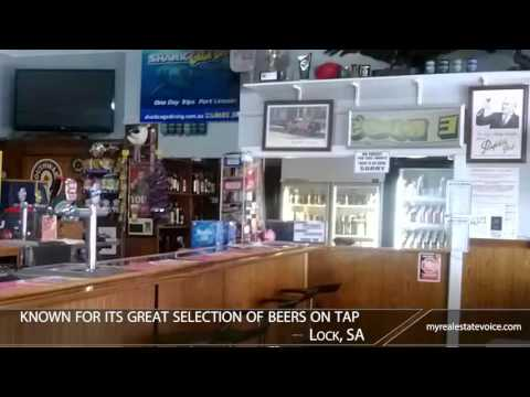 Pub with Restaurant and Accommodation Business for Sale - Lock, SA