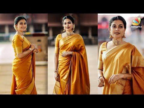 കണ്ണനെ കാണാനായി Anusree | Photoshoot | Latest Malayalam News
