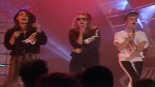 Bananarama: Rough Justice - Top Of The Pops - 1984.