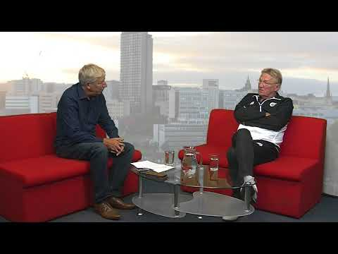 Sheffield Live TV Tony Currie 17.8.17 Part 1