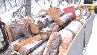 Snowmobile Sleigh Plans - WoodWorking Projects & Plans