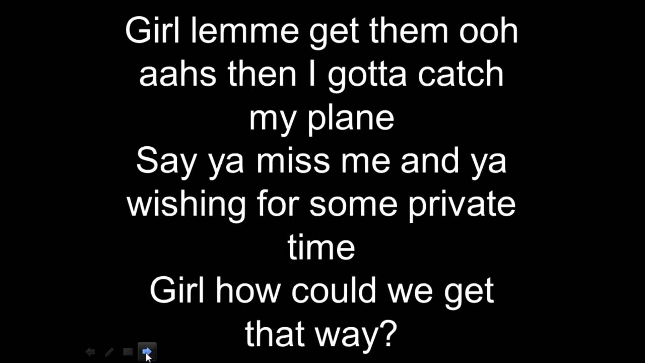 Wale That Way Lyrics | wale aston martin lyrics