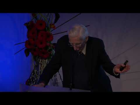 Play video: Adams Sweeting Lecture: Professor Lord Martin Rees - Surviving the Century