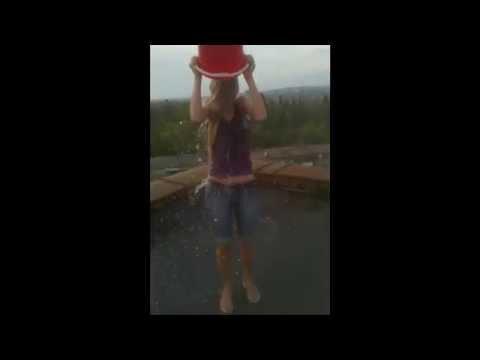 Lydmila Vanilla Ice Bucket Challenge