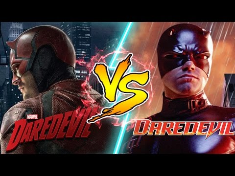 Daredevil vs Daredevil! WHO WOULD WIN IN A FIGHT?