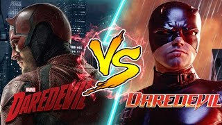 Daredevil vs Daredevil! WHO WOULD WIN IN A FIGHT?