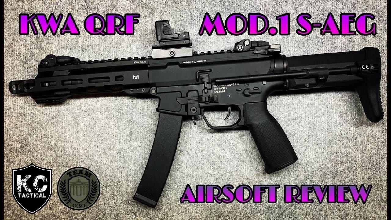 KWA QRF MOD.1 S-AEG
