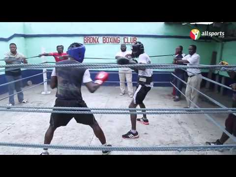 Richie Commey appeals to Corporate bodies to support Ghana boxers