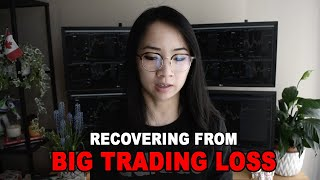 Recover from Big Loss Day Trading $CODX Stock Trading Psychology, Rules & Discipline