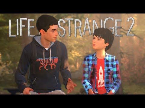 LIFE IS STRANGE 2 #2 : Campement en forêt thumbnail