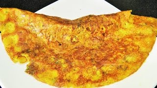 गव्हाचं घावन    Gavhache Ghavan   Wheat Flour Dosa by madhurasrecipe   Breakfast Recipe