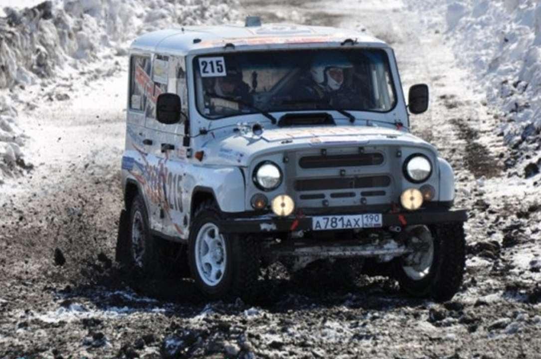 Uaz Rally Russian Cars Youtube