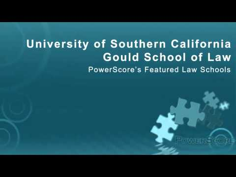 University of Southern California Gould School of Law